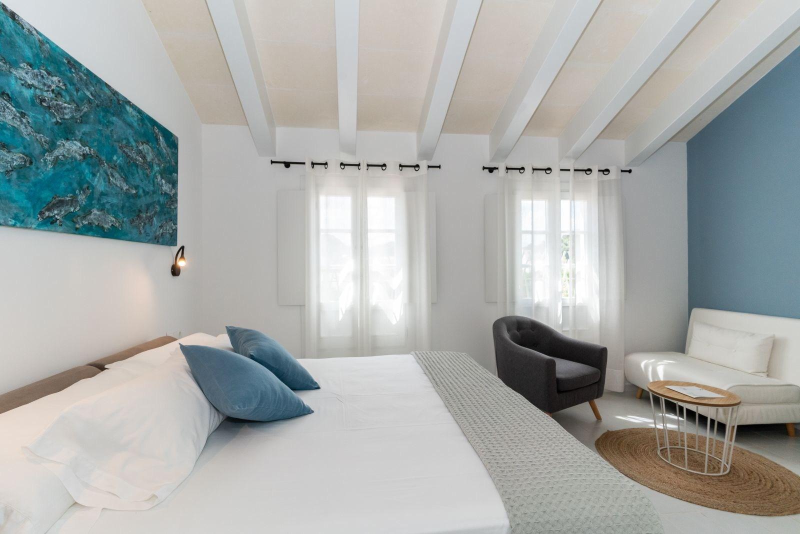 Double attic room m - 27